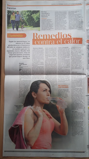 Remedios contra el calor