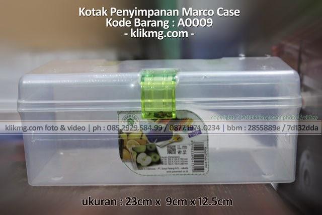 Kotak Penyimpanan Marco Case - Kode Barang : A0009