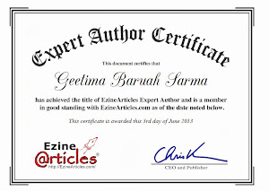 Certificate ~