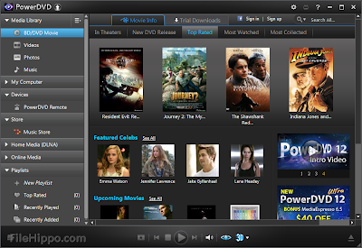 PowerDVD 13.0.18524 Free Download