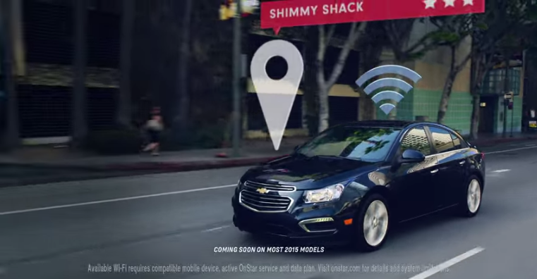 #TheNewIndependence of OnStar 4G LTE Wi-Fi