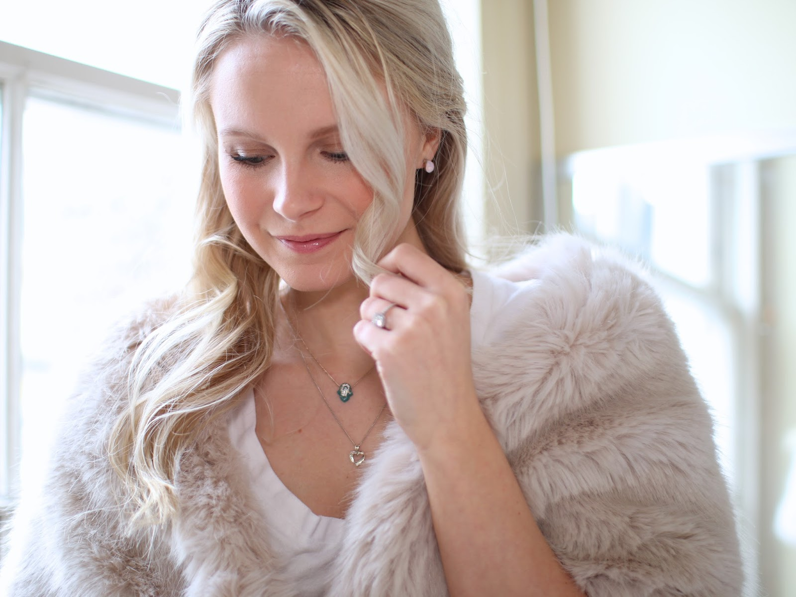 easy glamorous bronze makeup