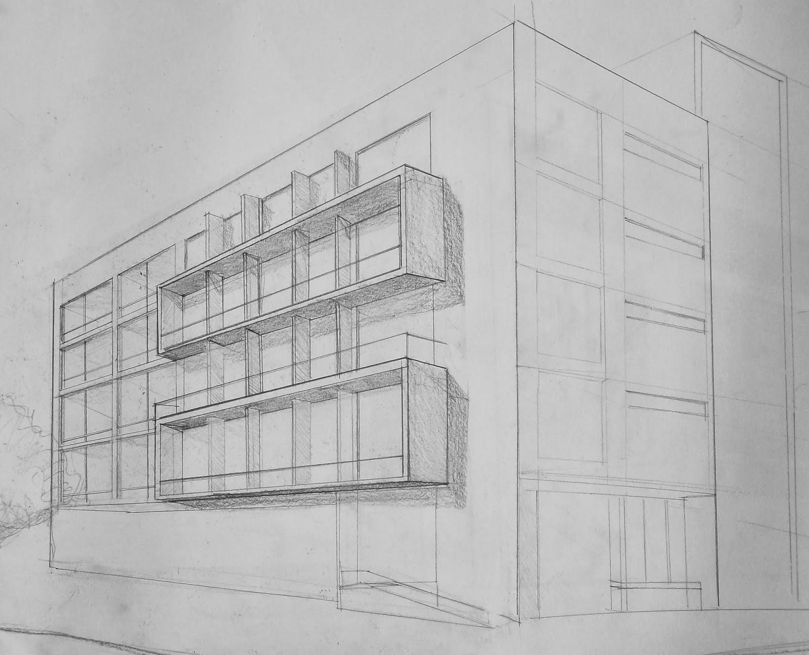 Arquitectura y dise o perspectiva oblicua for Blog arquitectura y diseno