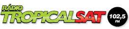 ouvir a Rádio Tropical Sat FM 102,5 Juazeiro BA