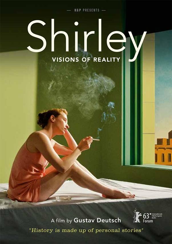 Póster Shirley: Visiones de una realidad