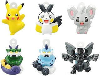 Pokemon Bath Powder BW4 Bandai