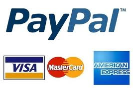 Take online booking paymants using PayPal