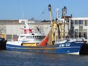 . Roepletters: PEAV; Thuishaven: Katwijk aan Zee; Vlag: Nederland [NED] . (kw cornelis senior)