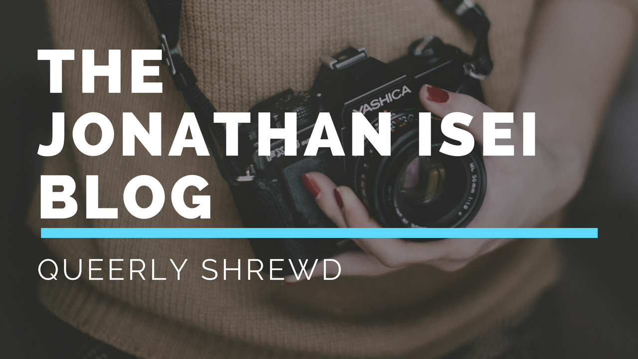 The Jonathan Isei blog