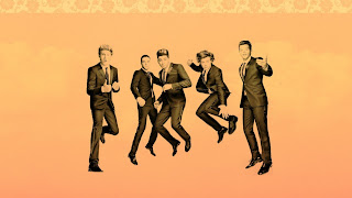 One Direction 2013 action wallpaper