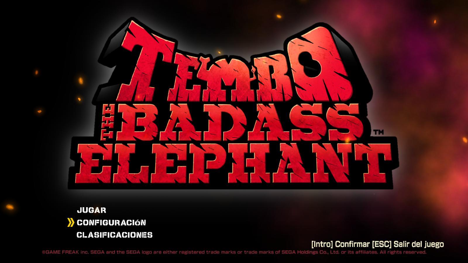 Tembo The Badass Elephant Multilenguaje (Castellano)