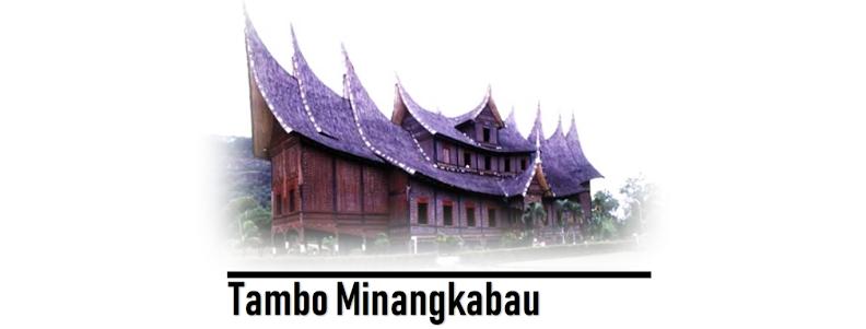 Tambo Alam Minangkabau