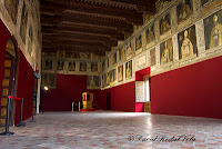 Palacio Episcopal Tarazona Salón de los Obispos Aragón