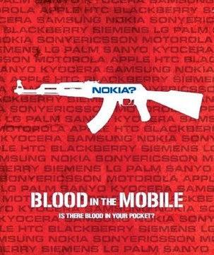 Sangre en los Celulares, El Coltán del Congo: