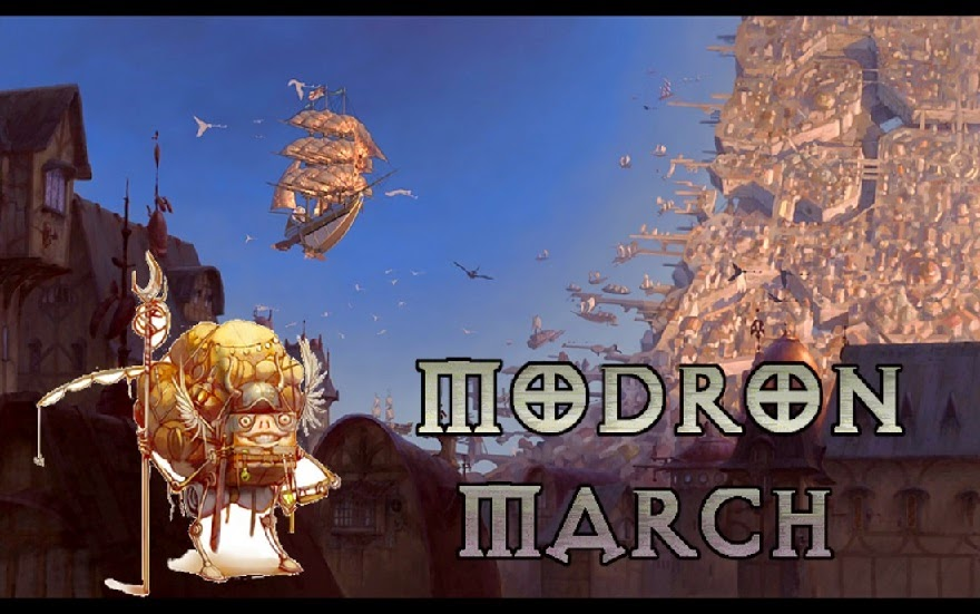 Modron March