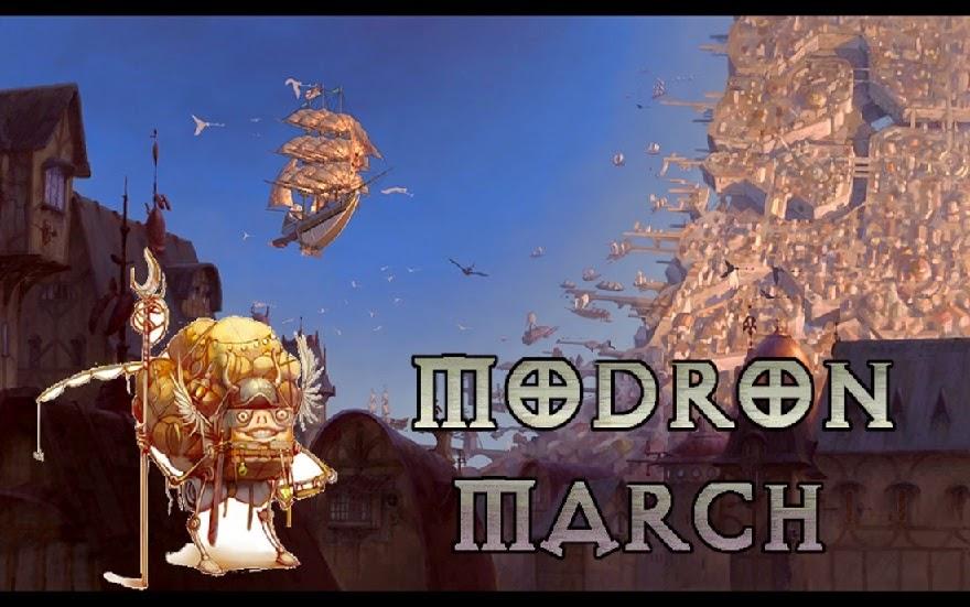 Modron March