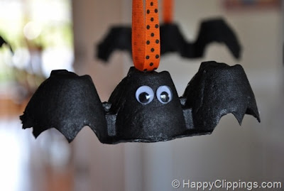 murcielago halloween bricolaje