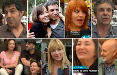 Víctor Mosqueira, Sonia Castelo, Isabel Blanco, Ana Santos, Luis Tosar, María Louro, Miguel de Lira, Antón Reixa