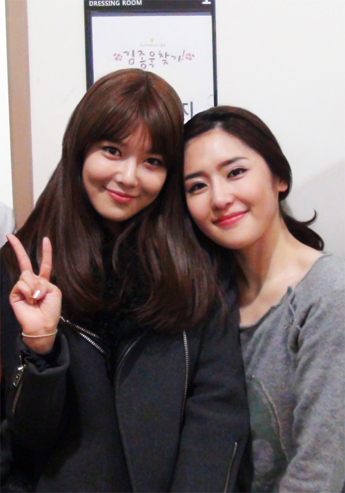 Sooyoung SNSD Support Choi Soo Jin Musical