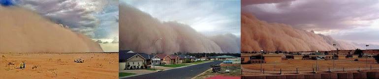 3)Зловещая внезапность появления цунами.