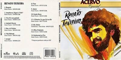 Renato Teixeira Acervo Especial 2015