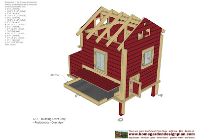 a frame chicken coop plans pdf