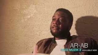 AR-AB speaks on Hitting the Trap After His Mother Died + Getting Shot 13 Times / www.hiphopondeck.com
