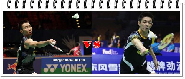 perlawanan suku akhir lee chong wei denmark open, badminton denmark open waktu malaysia, LEE CHONG WEI VS LIEW DAREN WAKTU MALAYSIA