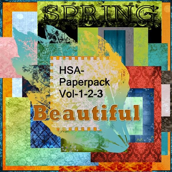 HSA - Paperpack 1-2-3