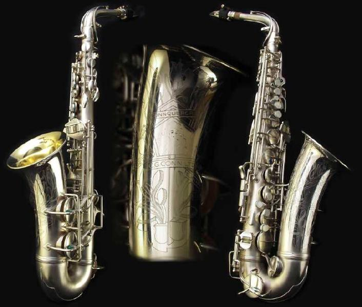 saxophone Vintage conn