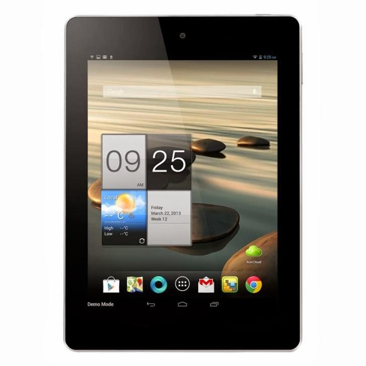 Iconia - Beli Online: 5 Tablet Android murah terbaik 2014