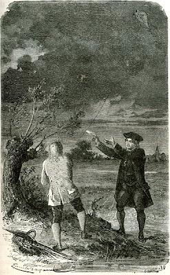 Ben Franklin Key Kitestring