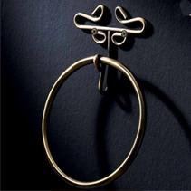 accesorio baño forja anilla