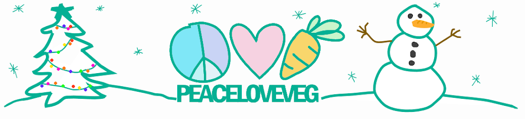 Peace Love Veg