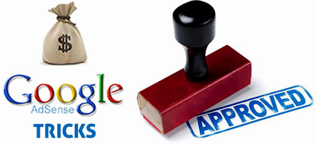 Google AdSense approval fast