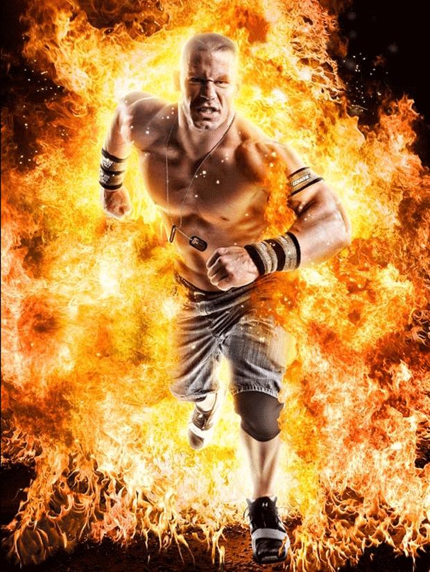 John Cena Builder