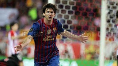Messi Copa del Rey 2012