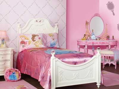 Dormitorios princesas disney dormitorios con estilo for Roperos para cuartos de ninas