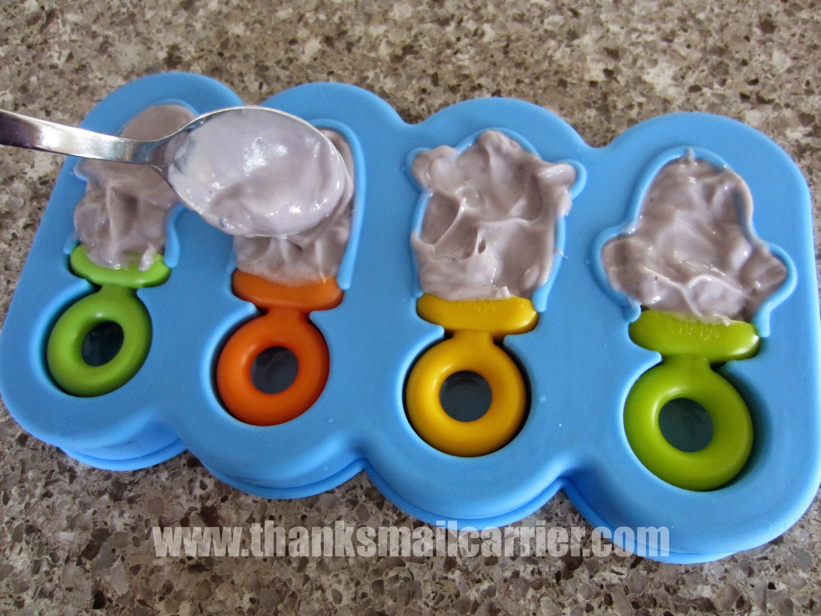 HABA popsicle mold