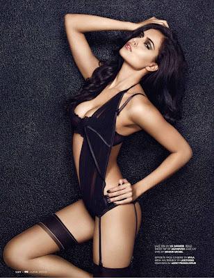 [hq] mallika haydon, nathalia kaurangelo jonsson gq magazine -june 2012 . latest photos