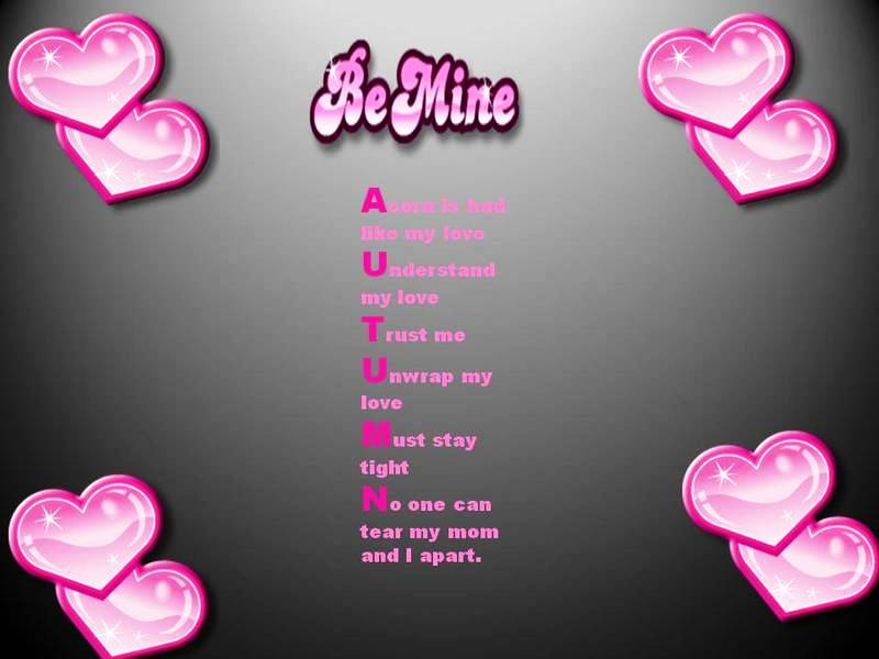 Cute valentines day poems valentine jinni for Sweet valentine day quotes for her