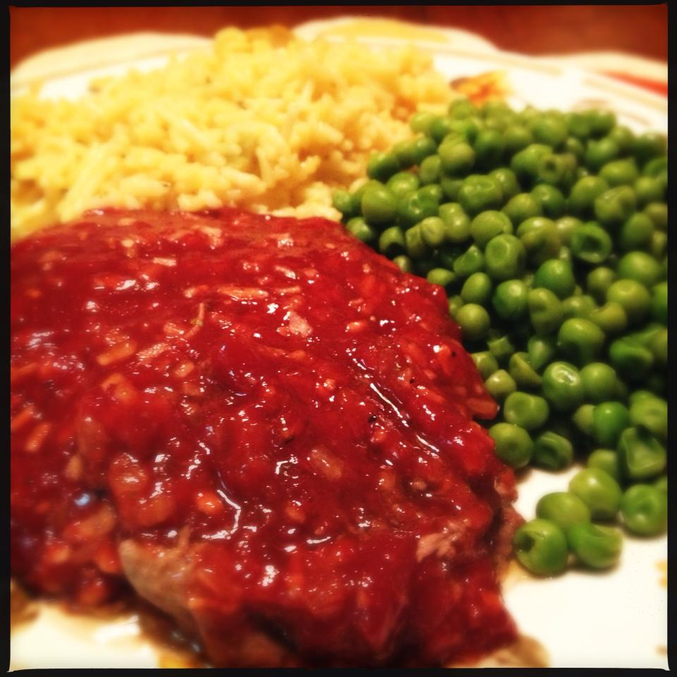 Dinner....1 day at a time: Baked Hamburgers