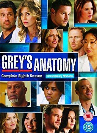 Anatomia de Grey Temporada 8