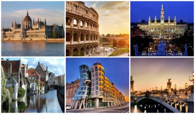 Destinos econ micos para viajar por europa - Luna de miel en europa todo incluido ...