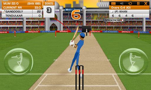 Stick Cricket Premier League v1.0.1 {Armv6 &Armv7} Apk