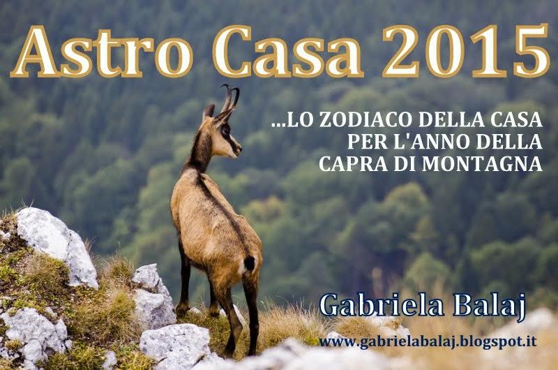 E' disponibile in e-book ASTRO CASA 2015. Grazie della tua visita! Spero di averti dato info utili.