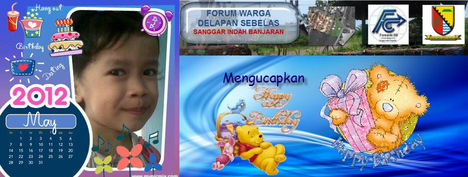 Posted by Forum Warga 08/11 Sanggar Indah Banjaran sekilas , ucapan 07