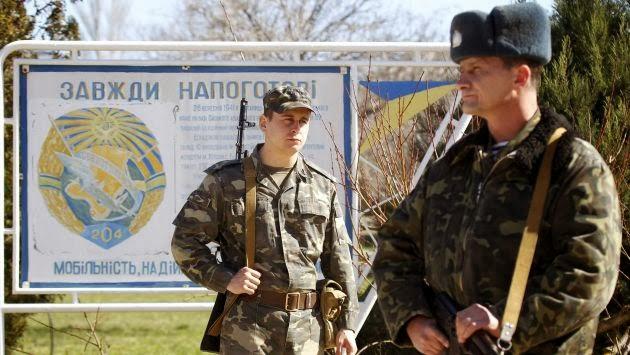 Guardias Ucrania