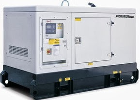 Genset Perkins Silent Type
