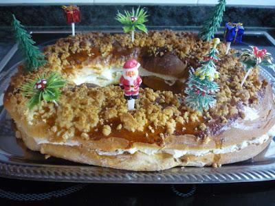Roscón de Reyes (Thermomix)